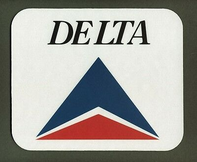 New DELTA AIR LINES Mouse Pad Mats Mousepad Hot Gift