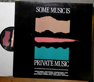 V.a. Some Music Is Private Music Lp