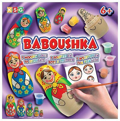 Sequin Art Ltd. Baboushka 0925