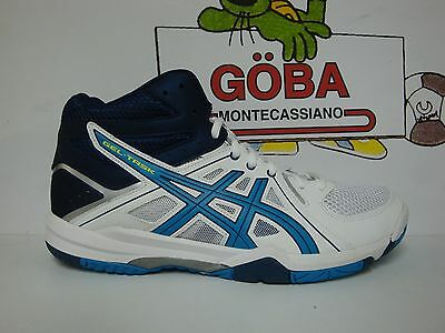 ASICS GEL TASK MT white/blue jewel/safety yellow