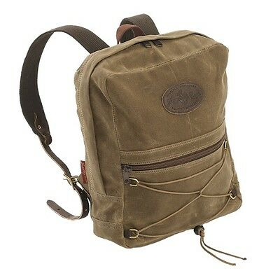 Frost River Itinerant Pack Waxed Cotton Canvas/Leather/Brass Rucksack