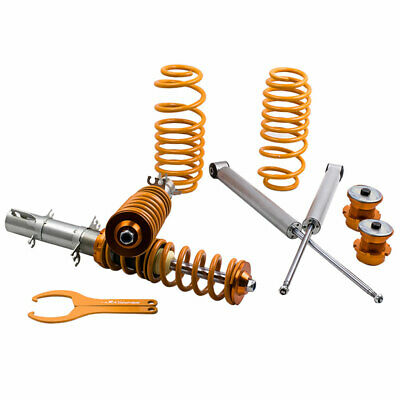 COILOVER for VW GOLF MK4 1.8T TURBO ADJUSTABLE SUSPENSION COILOVERS AMM