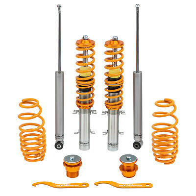 Coilover Suspension Kit For Vw Golf Mk4 Adjustable Coilovers Amm