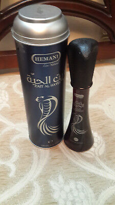Hemani 120ml natural 100% snake oil for hair care and treatment made in Pakistan
