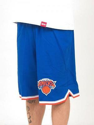 Adidas Knicks NBA-Basketball-Shorts Short-Serie kurz Kleidung Basketball A40781