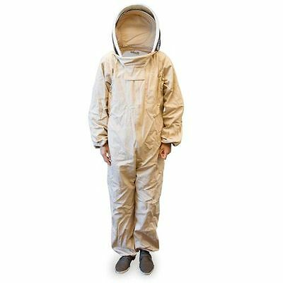 GardenHOME ✪ PROFESSIONAL Pro Beekeeper Suit - Large size  HR1905