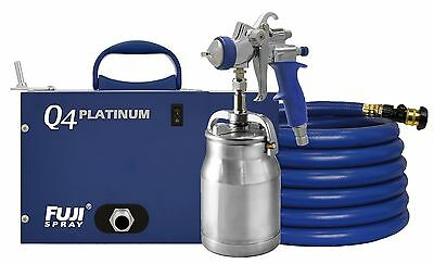 Fuji 3004-T70 Q4 Quiet HVLP Spray System