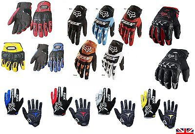 Cycling Cold Weather Gloves Winter Full Finger New Touch Screen MTB Racing Mitts