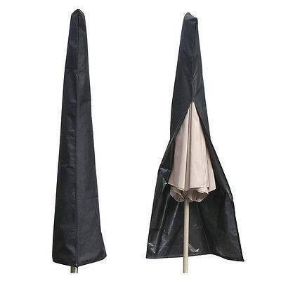 Patio Outdoor Market Umbrella Protective Canopy Cover Bag, fit 6ft to 11ft BT