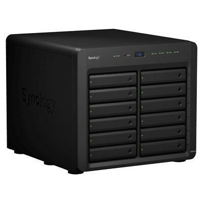 Synology DiskStation DS3617xs 12 Bays NAS - Diskless
