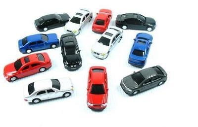 C150 50pcs Model car 1:160 Building Train Layout Set N