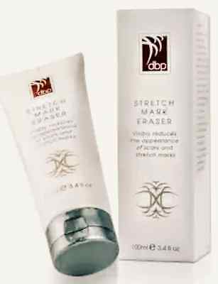 DBP Stretch Mark Eraser 100ml Visibly Reduce Appearance of Stretchmarks & Scars