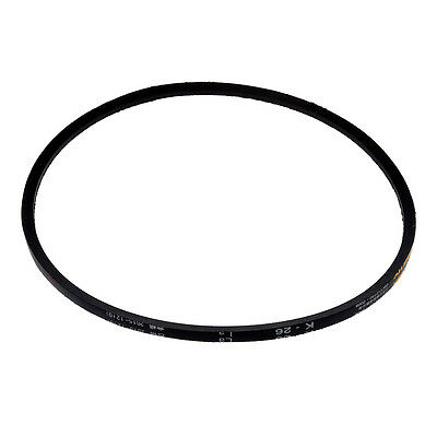 "5/16"" x 26"" Industry Lawn Mower Black Rubber K Type Vee V Belt K-26 BT"