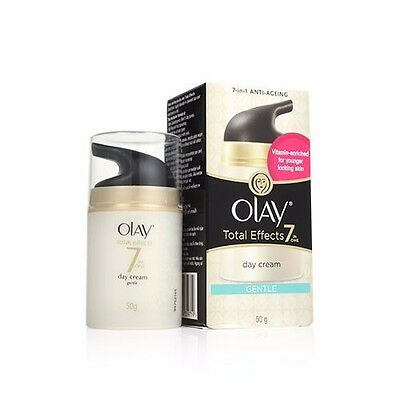 Olay Total Effects 7-in-1 Anti-Ageing Day Cream -Gentle 50g