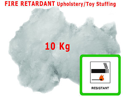 10Kg Upholstery Stuffing-Toy Stuffing Carded Virgin Fibre Extra Soft Polyester