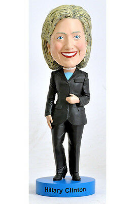 Hillary Clinton 2016 Hk - Presidente Usa Headknocker - Royal Bobbles