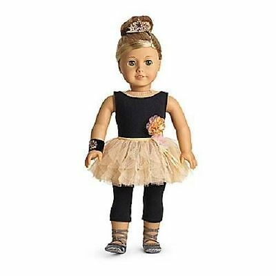 American Girl Isabelle 2014 PERFORMANCE SET Brand New OUTFIT ONLY