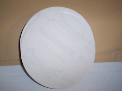 "P400 self-adhesive abrasive discs 150mm  Plain  Pack (12)  6"" Stikit Sticky Pads"