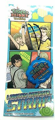 Japan Import NEW TIGER & BUNNY THE RISING LAWSON ORIGINAL STRAP