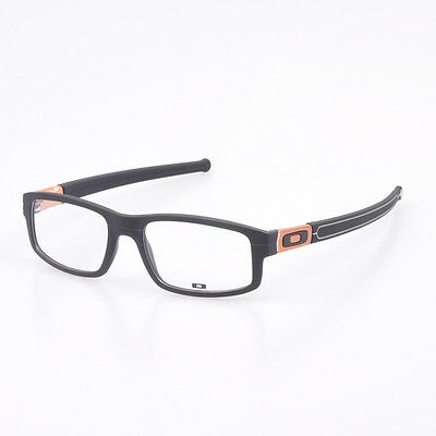EYEGLASS FRAMES-OAKLEY PANEL OX3153-0453 Black Bronze Aluminium ...