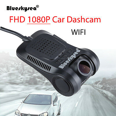 NEW! AutoBot HD 1080P Smart Wifi Car Crash Dashcam Camera G-Sensor C Version