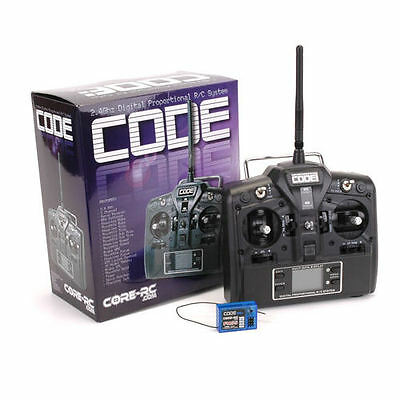 Core Rc Code 2.4Ghz Fhss 3-Channel Stick Combo CR151