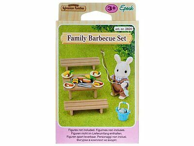 Sylvanian Families Family Barbecue Set 2820