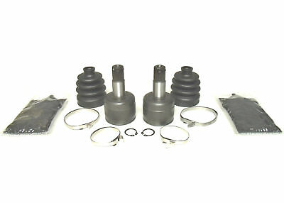 Pair of HD Front or Rear Axle Outer CV Boot Kits 2009-2014 Yamaha Grizzly 700