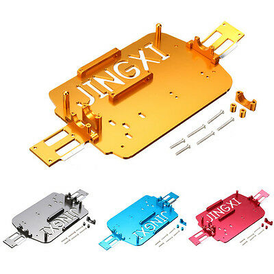 WLtoys Upgrade Metal Chassis Car Bottom A949 A959-B A969 A979 K929 1/18 RC Car P