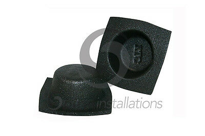"4"" Foam Speaker Baffles [Shallow Frame] by XTC VXT42"