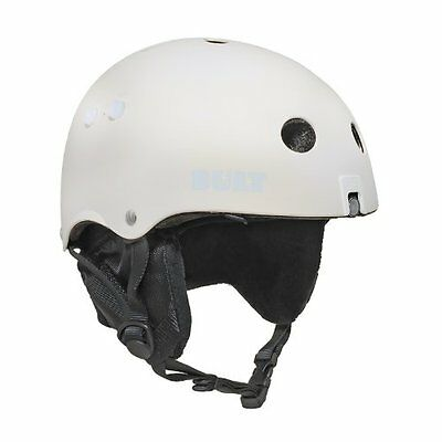 BULT Benny X3 Snow Helmet, White Matte, Small/Medium