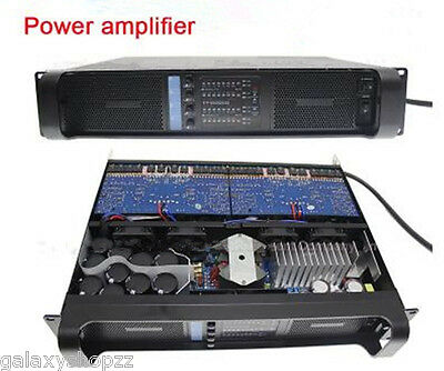 Hot Sale 10,000q Stage Professional Stereo Power Amplifier 1350W*4 CH