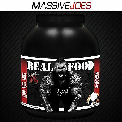 5% REAL FOOD 60 Serves Whole Food, Low GI Carbohydrate Supplement Low GI