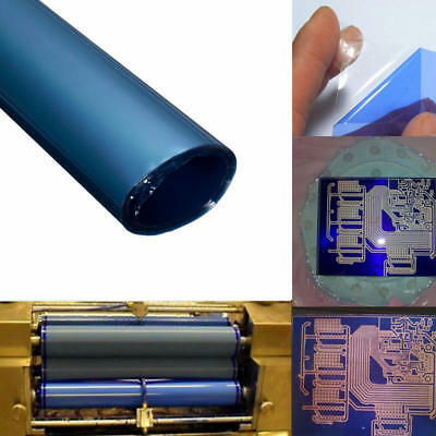 PCB Dry Film Photoresist Sheets For Circuit Production Brand 1 Rolls 2Mx15cm New