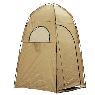 Portable Camping Outdoor Bath Changing Room Tent Beach Toilet BT