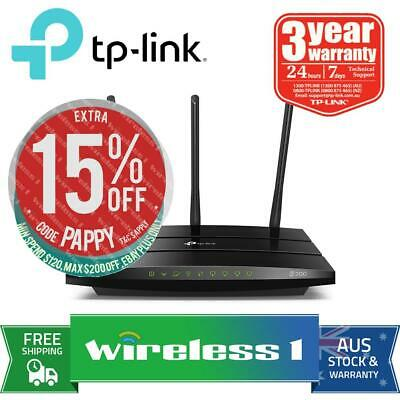 TP-Link TD-W9977 - N300 Wireless Gigabit VDSL/ADSL Modem Router