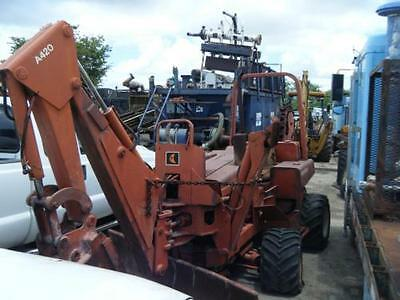 2001 Ditch Witch 4010 Trenchers