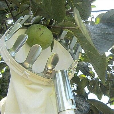 High Quality Convenient Useful Fruit Picker Gardening Apple Picking Tools New
