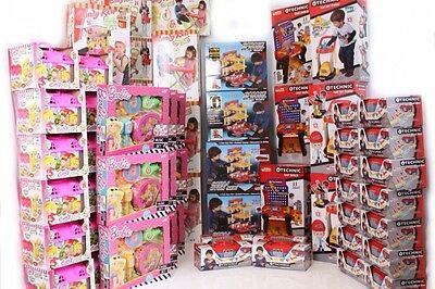 Mixed Boys/girls Presents. Perfect For Christmas Party Job lot Presents. 84 Toys
