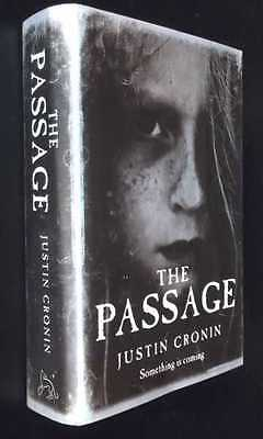 Justin Cronin:  The Passage. SIGNED First Edition Hardcover
