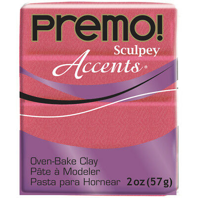 Premo Sculpey Accents Polymer Clay 2oz Sunset Pearl PE022-5115