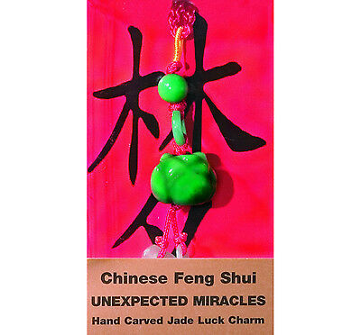 Feng Shui Luck Charms 1/Pkg Unexpected Miracles FSLC-3