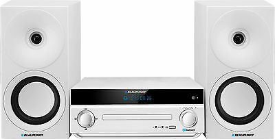 BLAUPUNKT MS30BT Edition Radio CD USB MP3 Bluetooth Kompakt Stereo Anlage  Weiß