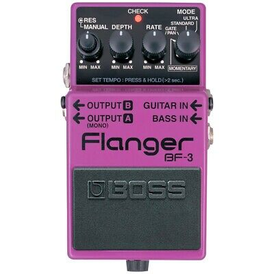 BOSS BF3 Flanger - EFFETTO A PEDALE SINGOLO