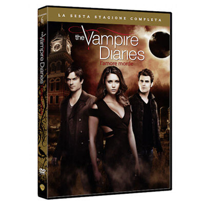 The Vampire Diaries Stagione 6 (5 DVD)