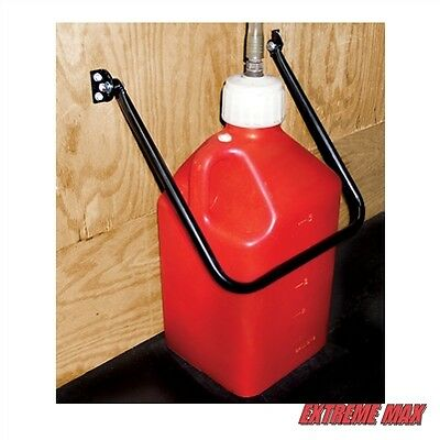 Extreme Max GAS CAN HOLDER SWING DOWN STYLE