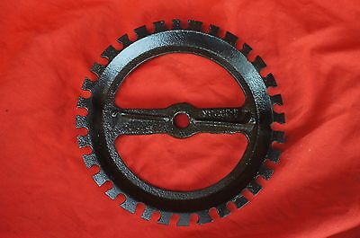 John Deere Planter Seed Plate JD Tractor Seeder Disc Steampunk Part Seeds Garden