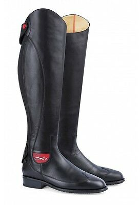 Animo Zico Ladies Long Riding Competition Boot black size 39L UK 6