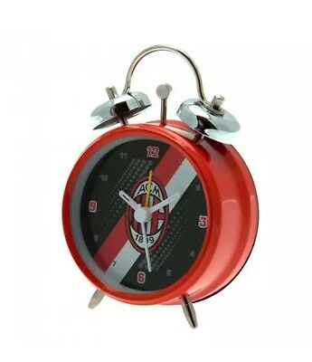 Official Football Team Gift A.C. Milan Alarm Clock