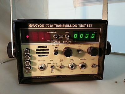 Halcyon-701A Transmission Test Set